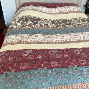 Queen Country Quilt